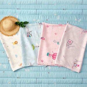 (현대백화점) 현대백화점  쁘띠엘린  밀로앤개비) 유아 여름 인견 이불 M - 디자인선택