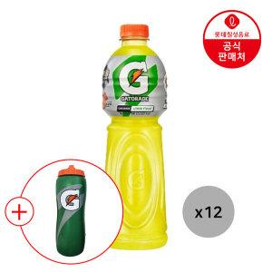 게토레이레몬 1.5Lx12펫 +물병 증정 - 상품 이미지