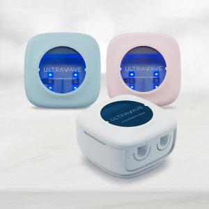 울트라웨이브 UVC LED 2인용 칫솔 살균기 TS-22