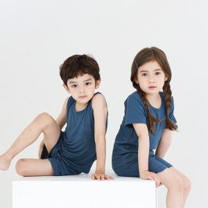 국산 반팔/민소매 유아/아동/주니어 내의 실내복 잠옷