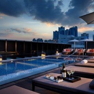 |최대 10만원 할인||부산 호텔| 신라스테이 해운대 (해운대 센텀시티 재송)