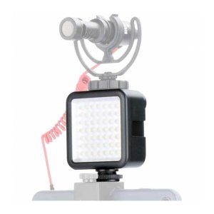 울란지 W49 LED 미니 비디오 라이트 조명