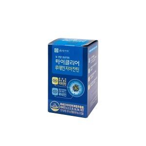 종근당 아이클리어 루테인 지아잔틴 30캡슐 x 1박스HY
