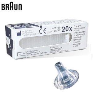 (정품) 브라운 체온계필터 LF-20 필터 1박스(20P)필터