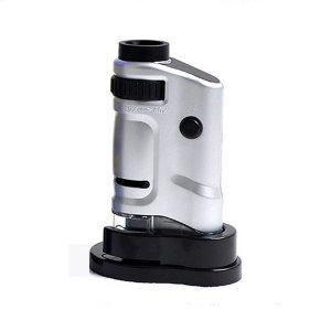 휴대용현미경 미니현미경 고배율 확대경 현미경 과학