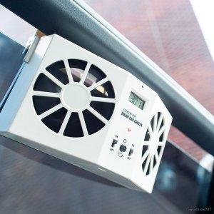 Solar Auto Cooler 차량용 환풍기 여름필수템