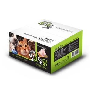 테비 일묘일닭 22g x100개 고양이간식 강아지간식