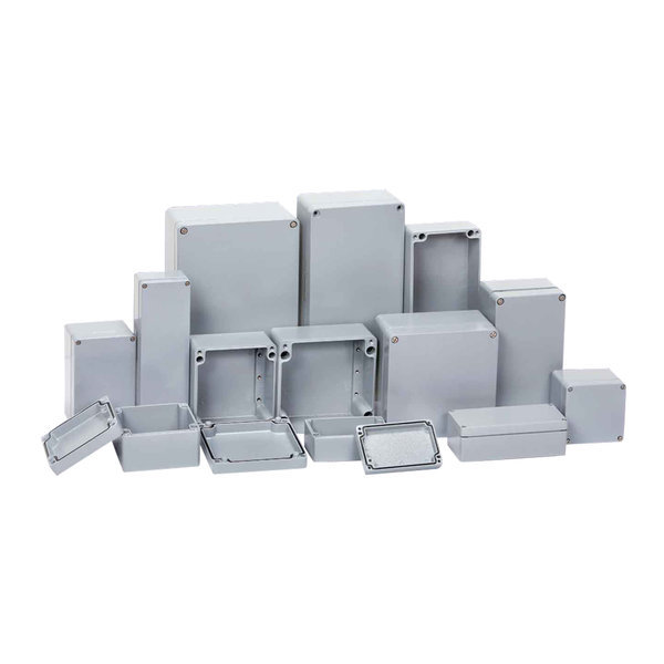 박스코 알루미늄박스 BC-AL-230-200-180+AL속판-SET