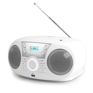 어학 블루투스 CD플레이어 USB MP3 BTCD20 포터블