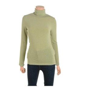 하이넥 슬림핏 티셔츠 NGTSJK99