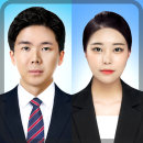 증명사진 정장합성 (배경+상세보정) 이력서 취업사진