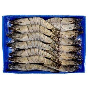 손씨푸드 블랙타이거새우 15미 500g 대하 왕새우