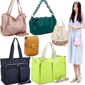 여름신상 숄더 백 에코 면 핸드 크로스 여성 가방
