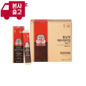 홍삼정 에브리타임 밸런스 10mlx30포 (30일분)/ 정관장.