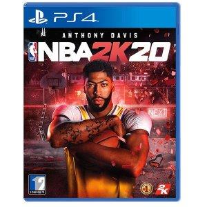 PS4 NBA 2K20 국내정식발매 한글판 상태좋은중고
