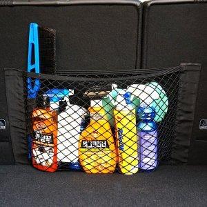자동차 트렁크 그물망 네트 정리함 수납용품 40cm25cm