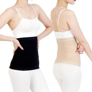 라인업 허리 다이어트 복대 뱃살보정 보정속옷 (물결)