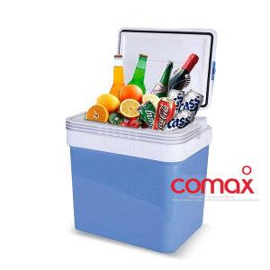 코맥스 24L 차량용 냉온장고/아이스박스.낚시.캠핑용