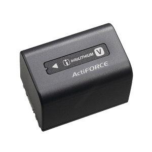 소니 NP-FV100A 정품 배터리 (소니 V시리즈 대용량)