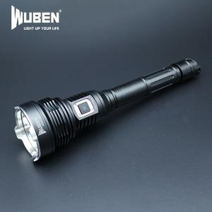우벤 T101 3480루멘 고성능 LED후레쉬 써치형 손전등