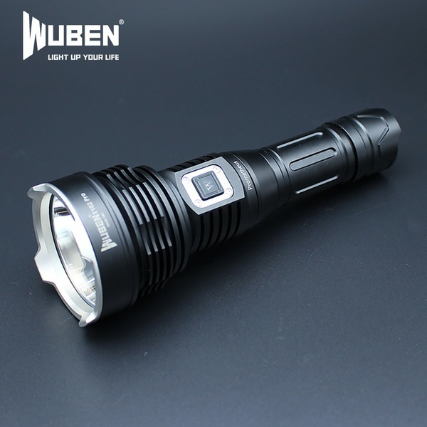 우벤 T102 3500루멘 고성능 LED후레쉬 써치형 손전등
