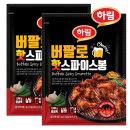 하림 버팔로 핫 스파이스 봉 2kg