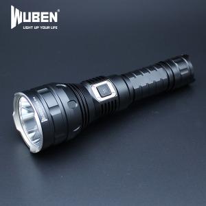 우벤 T105 1500루멘 고성능 LED후레쉬 써치형 손전등
