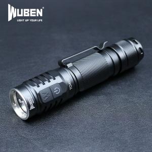 우벤 TO46R 1000루멘 고급형 LED후레쉬 충전식 손전등