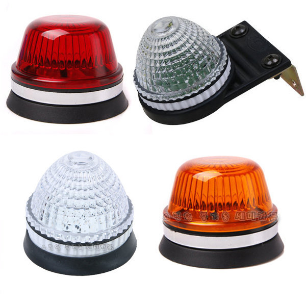 24V LED 차폭등 화물차 안전유도등 시그널램프 경광등