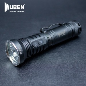 우벤 P26 500루멘 UV라이트 고급형 LED후레쉬 손전등