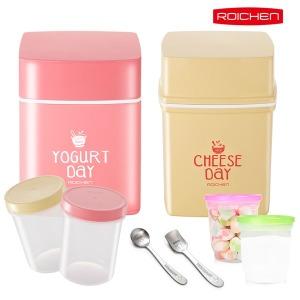 요거트메이커(핑크) / 치즈메이커 제조기 그릭 수제