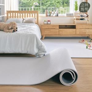 고려화학 셀프시공 PVC롤매트 놀이방매트 110x100cm
