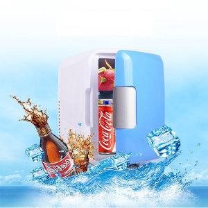 (해외)자동차용품 썸머 바캉스 차량용 4L 냉온장고 냉