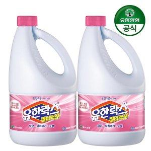 유한락스 멀티액션 후로랄 1.5L+1.5L