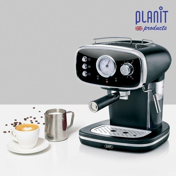 (플랜잇) 플랜잇 커피머신 홈카페프레소 PCM-F12