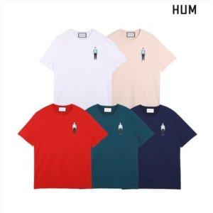유니 알베르키위콜라보3 티셔츠 FHOMCTR703P