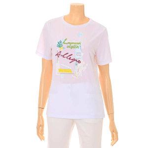 (현대백화점)크로커다일레이디스 CL0M TS906 시원하고 부드러운 냉감 티셔츠