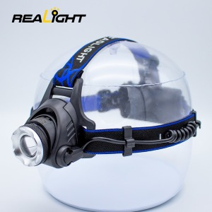 HB-Z01 1300루멘 LED헤드랜턴 줌라이트 충전식 후레쉬