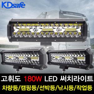 고휘도 180W 울트라 LED 써치라이트 IP68 완벽방수