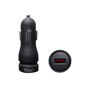 토드 초고속 충전기 USB 1구형 차량용초고속충전기 차
