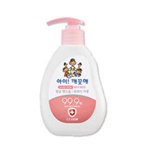 아이깨끗해 액체 핸드솝 프레시자몽 250ml 용기