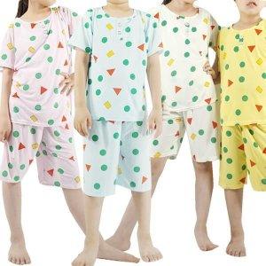 짱구도형잠옷 아동 유아 키즈 실내복 여름 아이스냉감