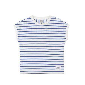 BT27TS08BU남아 블루 스트라이프 티셔츠