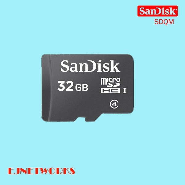 microSDHC Class4 32GB QM 마이크로SD카드