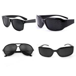 핀홀안경 시력강화 시력교정 눈건강 안구운동