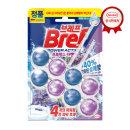 브레프 파워액티브 라벤더 2P 변기세정제