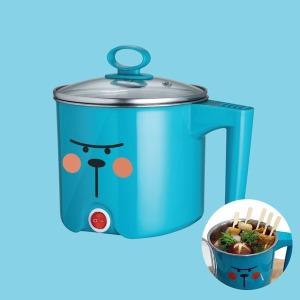 보니타 라면포트 1리터(블루그린) 멀티쿠커 전기냄비