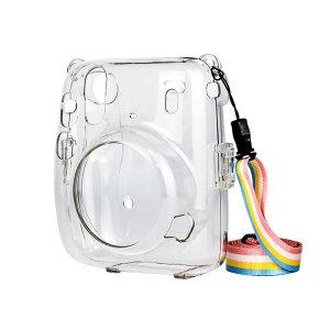 인스탁스 미니11 투명케이스 /폴라케이스/미니11가방