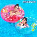 써니워터 스타 튜브 110cm 물놀이 원형튜브 수영