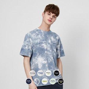 지오다노  090515핫썸머 프린트 반팔 티셔츠